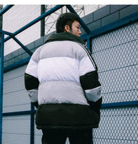 Unusual Original Down Puffer Jacket - CLOUT COLLECTION