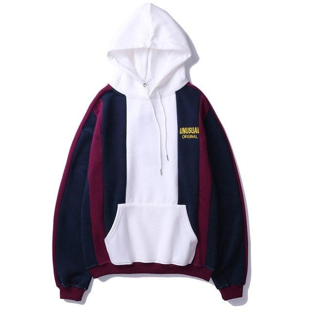 0b8d363df0f Unusual Original Pullover Hoodie - Clout Collection High Fashion Streetwear  Men