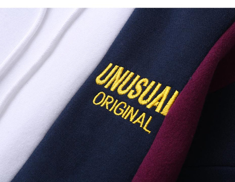 Unusual Original Pullover Hoodie - Clout Collection High Fashion Streetwear Men's and Women's