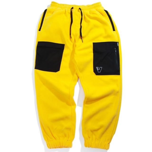 Vamtac Denali Fleece Pant - Clout Collection High Fashion Streetwear Men's and Women's