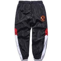 Striped Active Sweat Tracksuit Bottoms - Clout Collection High Fashion Streetwear Men's and Women's
