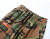 Fubar Camo Cargo Pants In Loose Fit - Clout Collection High Fashion Streetwear Men's and Women's