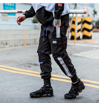 Lock n' Load Tactical Cargo Joggers - Clout Collection High Fashion Streetwear Men's and Women's