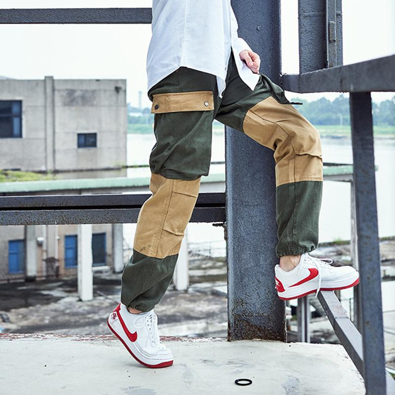 Retro Clout Revived Military Cargo Pants - CLOUT COLLECTION