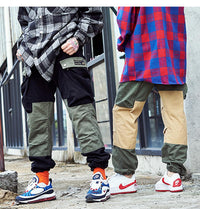 Retro Clout Revived Military Cargo Pants - Clout Collection High Fashion Streetwear Men's and Women's