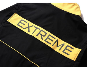 Extreme Aesthetic Racing Windbreaker - CLOUT COLLECTION