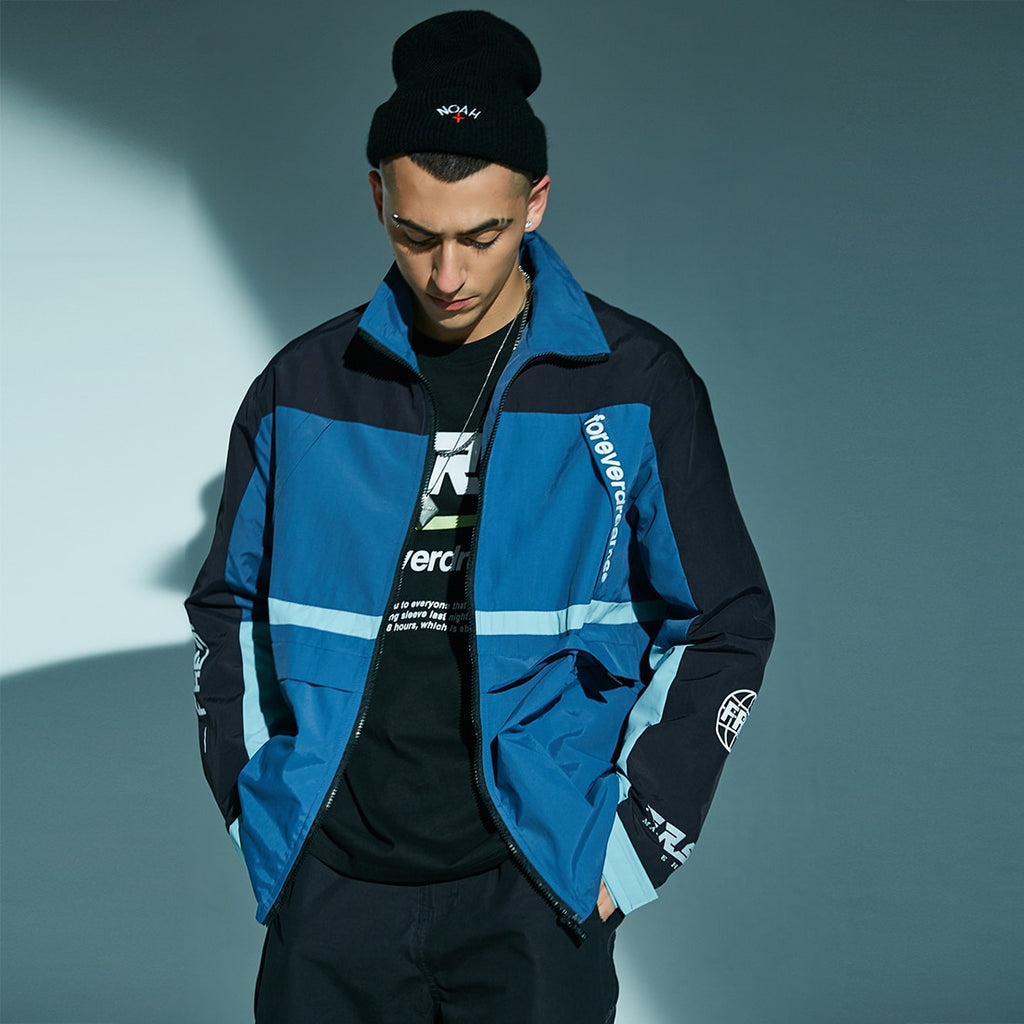 Forever Fresh'Niss F.R.S. Windbreaker - CLOUT COLLECTION