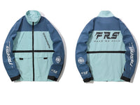 Forever Fresh'Niss F.R.S. Windbreaker - Clout Collection High Fashion Streetwear Men's and Women's