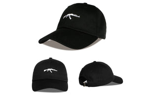 Culture AK-47 Dad Hat - Clout Collection High Fashion Streetwear Men's and Women's