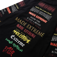 Extreme Aesthetic 'Made Extreme' Long Sleeve Tee - Clout Collection High Fashion Streetwear Men's and Women's