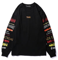 Extreme Aesthetic 'Made Extreme' Long Sleeve Tee - CLOUT COLLECTION