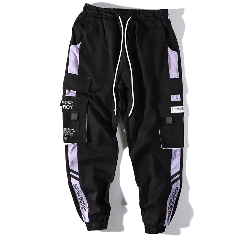 UNI-ROY Emergency Response Joggers - Clout Collection High Fashion Streetwear Men's and Women's
