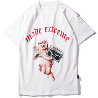Extreme Aesthetic Urban Angel T-Shirt - CLOUT COLLECTION