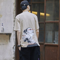 Unknown AI Graphic T-Shirt - Clout Collection High Fashion Streetwear Men's and Women's