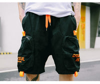 Unusual Original Dual Pocket Casual Shorts - Clout Collection High Fashion Streetwear Men's and Women's