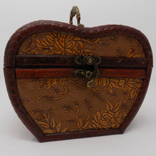 Antique Style Apple Shaped Box