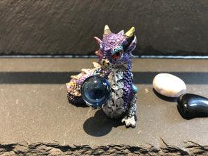 Baby Dragon (Purple)