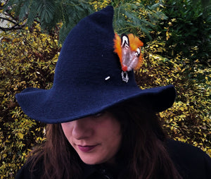 Chic Witchy Hat