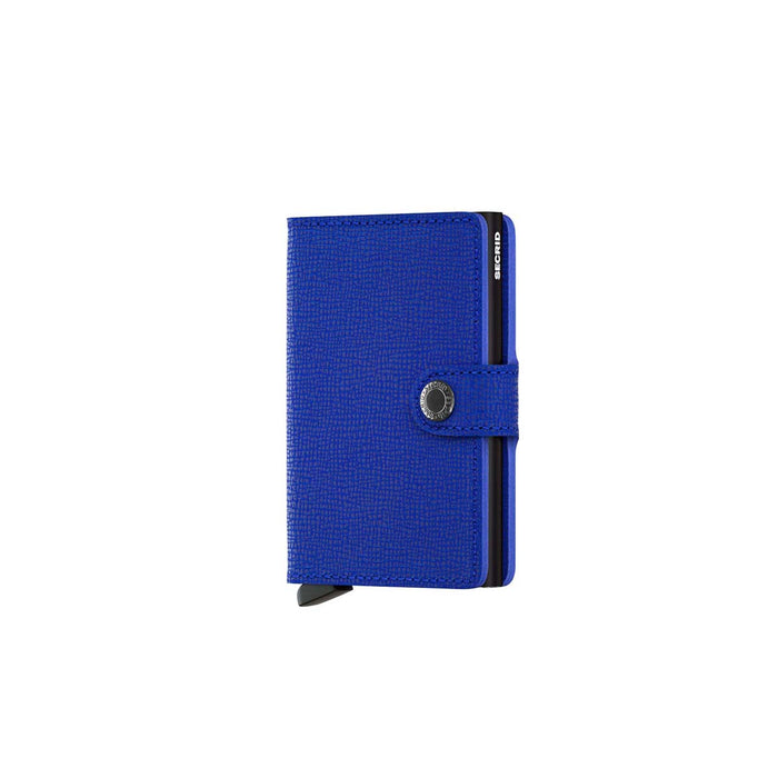 Secrid Mini Wallet Crisple Blue/Black