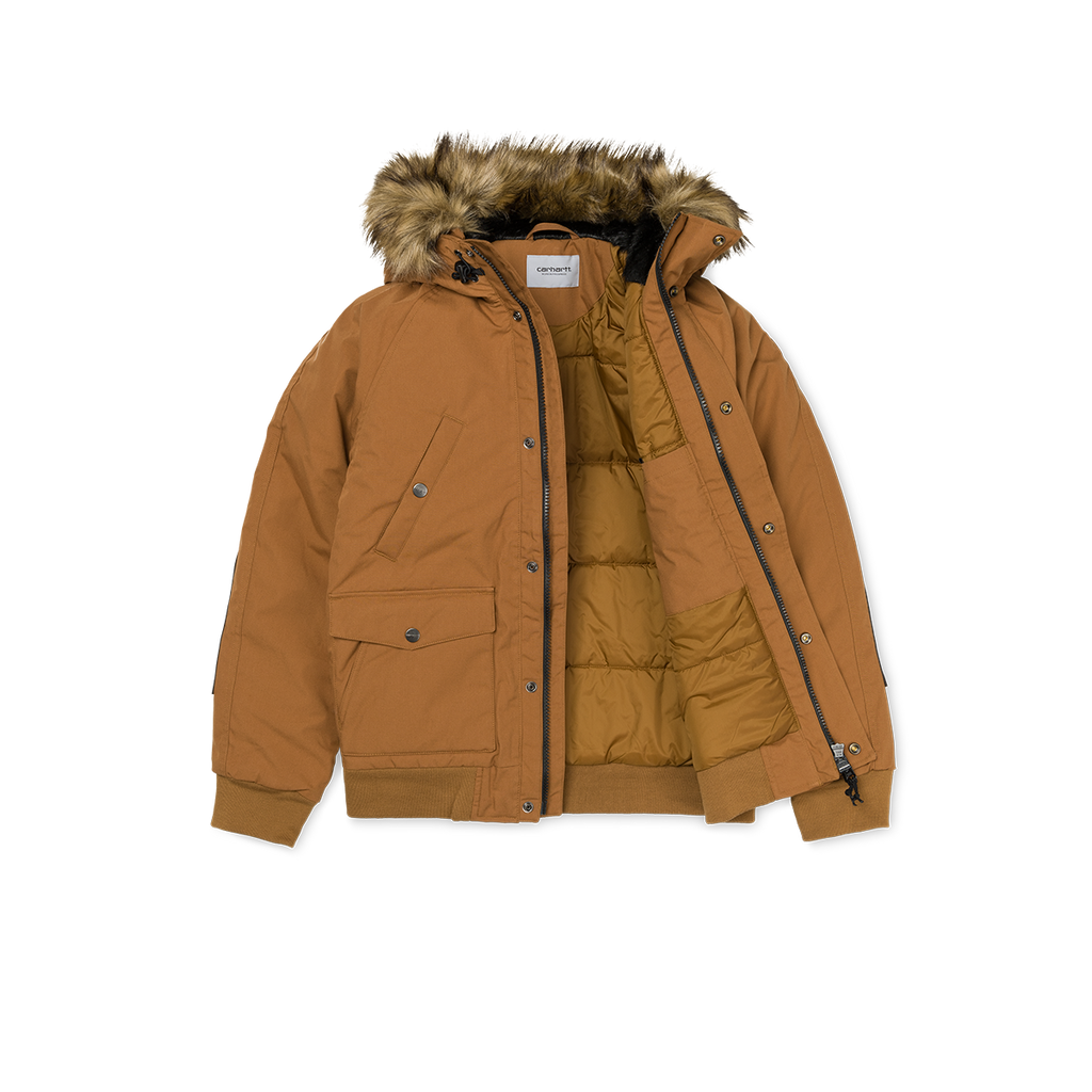Carhartt Trapper Jacket I023313.HZ.90
