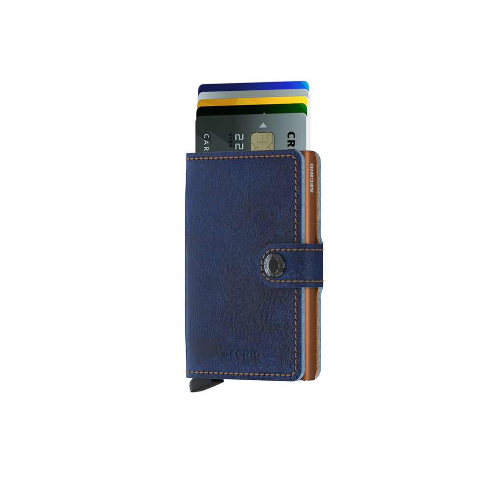 Secrid Mini Wallet Indigo 5