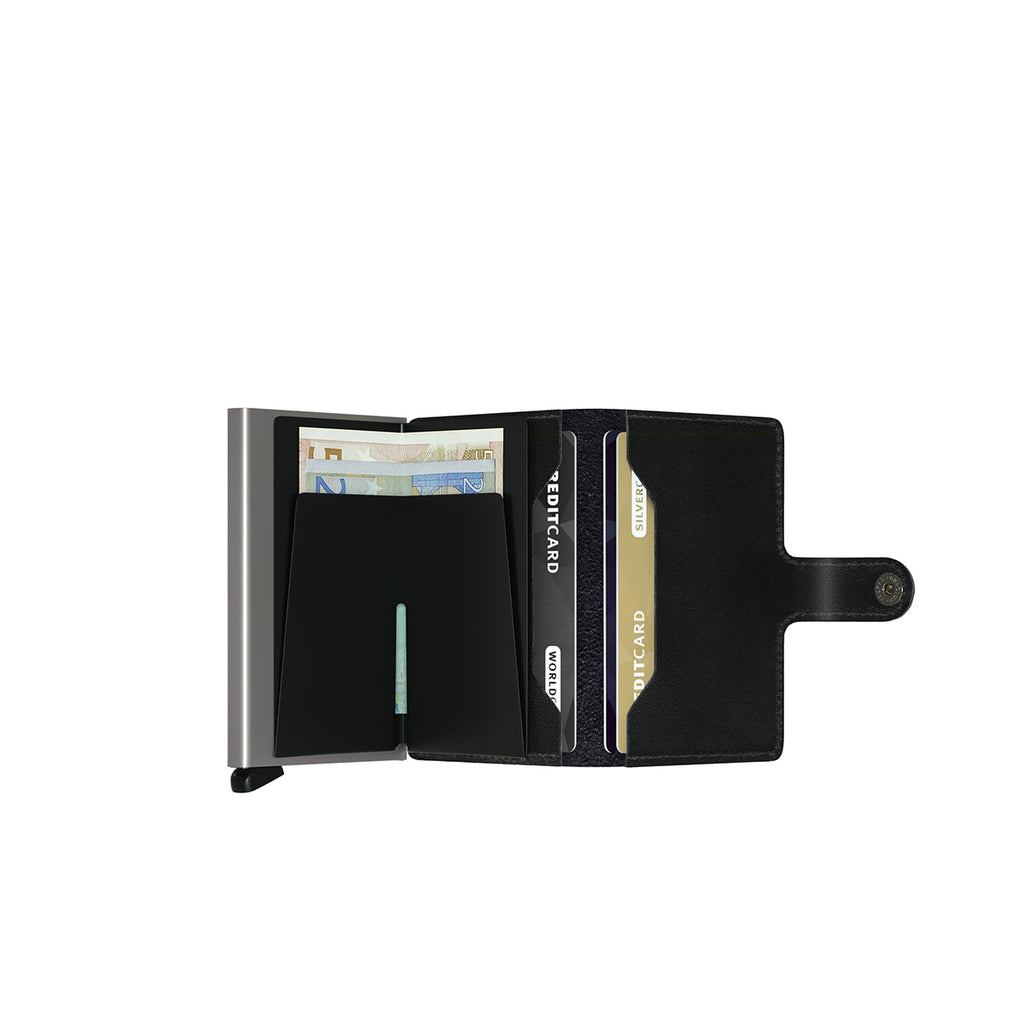Secrid Mini Wallet Black