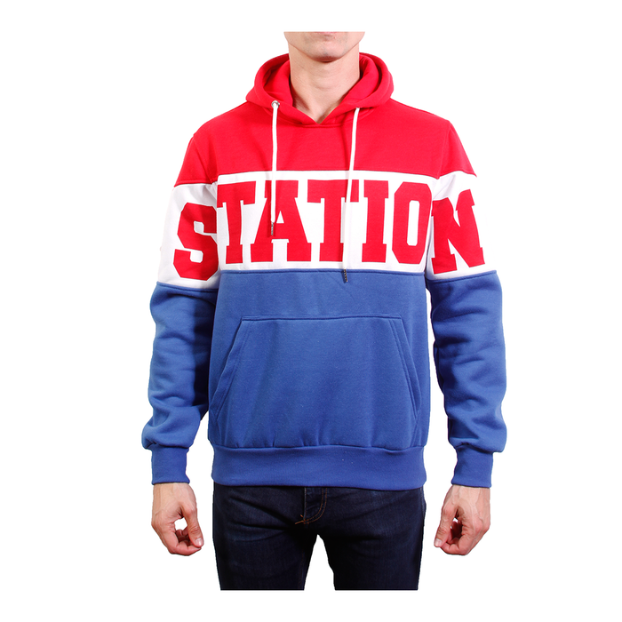 Station Tomy Red/White/Navy SWK-TOMY