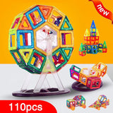 Magnetic Building Block Toy