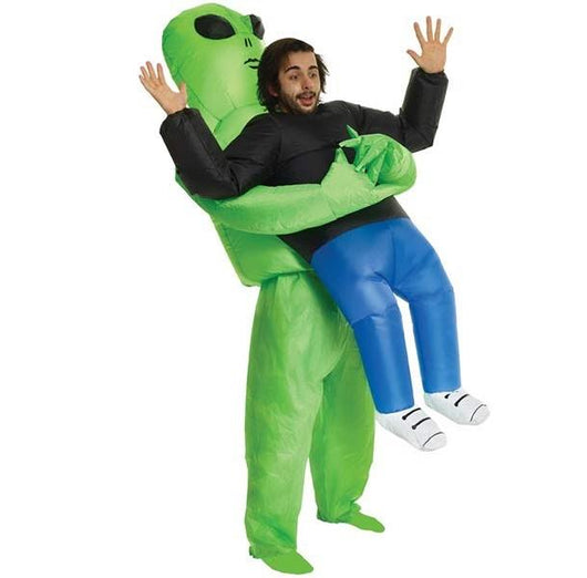 Inflatable Alien & Ghost Costume