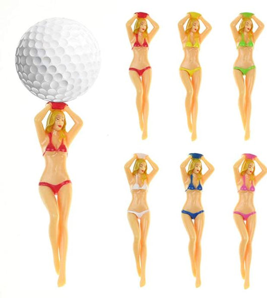 Sexy Lady Golf Tees