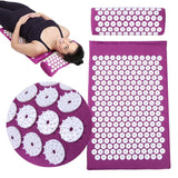 Acupressure Mat & Pillow Set