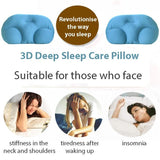 3D Deep Sleep Care Pillow