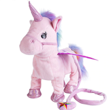 Walking & Singing Unicorn Toy