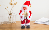 Animated Santa Claus Toy