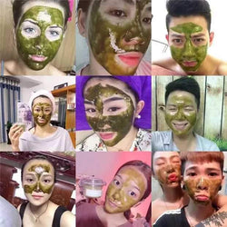 Matcha Cleansing Blackhead Acne Mask