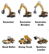 Construction Vehicles Toy