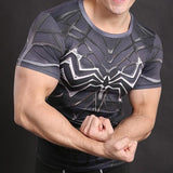 Venom Fitness Compression Shirt