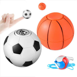 Stress Relief Finger Spinner Ball