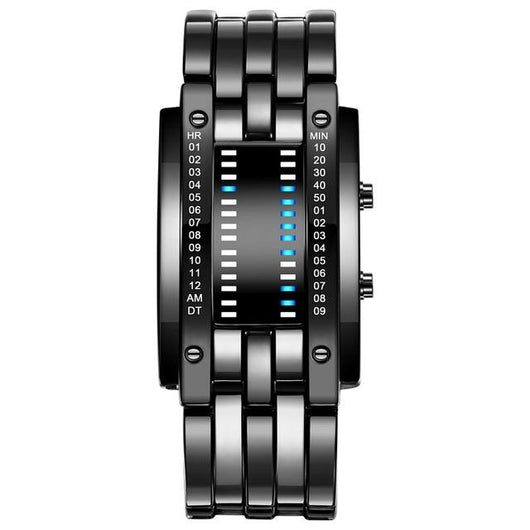 Digital LED Bracelet Watch