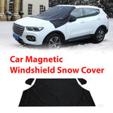 Car Magnetic Windshield Snow Cover