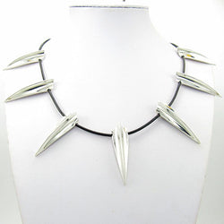 King's Mantle Claw Necklace
