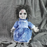 Halloween Walking Doll