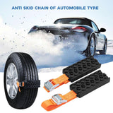 Anti-Skid Emergency Tire Straps