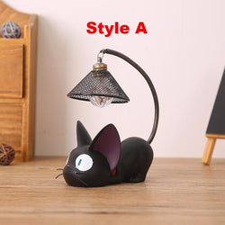 Handcrafted Little Cat Night Light