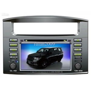 DVD GPS TOYOTA LAND CRUISER 100 WINDOWS UNIT