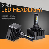 OEM Xenon to LED Conversion Headlight Bulb 6000K White