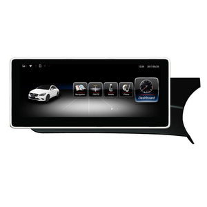 MERCEDES BENZ W204 INFOTAINMENT (Facelift and Preface)