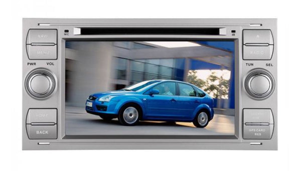 CARDVDGPS player Ford Focus/Fiesta WINDOWS UNIT