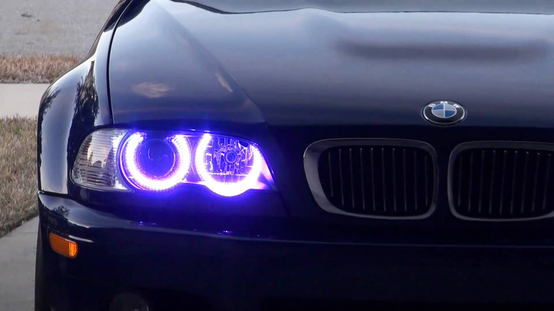 E90 angel eyes kit-9546