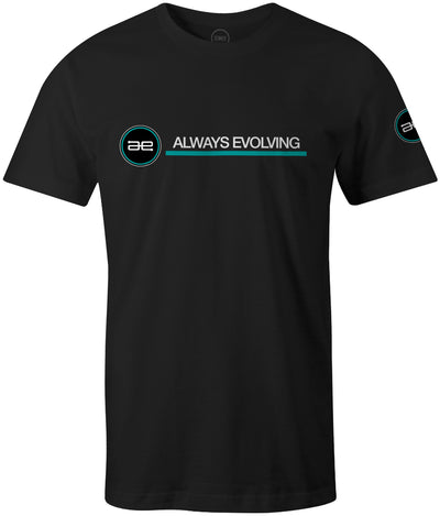 AE Team Logo Mens Shirt Black